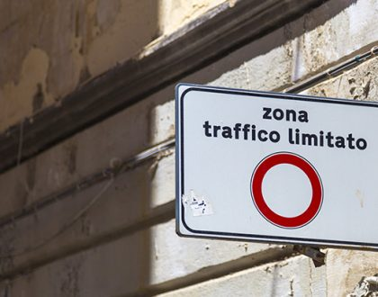 Brand new Federalberghi Report on Italian Limited Traffic Zones