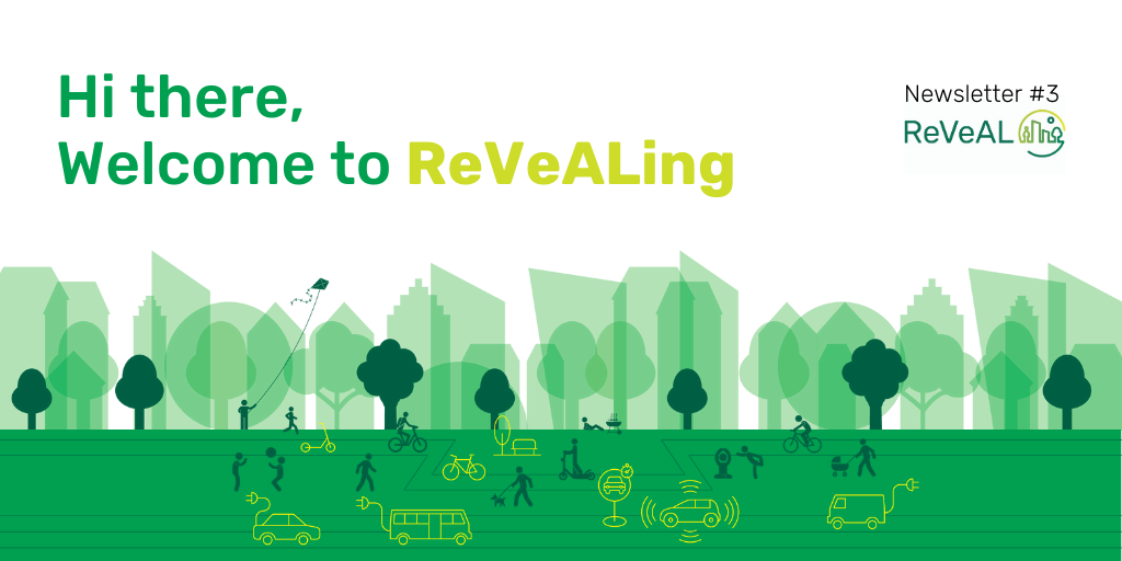 ReVeAL Newsletter #3 is out!